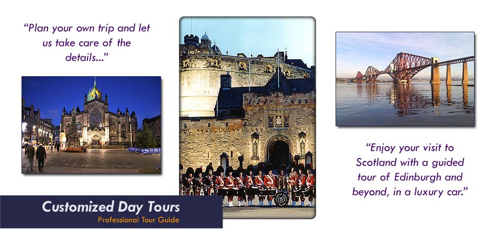 Edinburgh Shore Excursion Tours